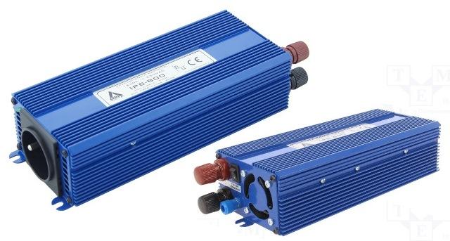 Przetwornica napięcia 12V -> 230V/800W