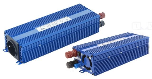Przetwornica napięcia 12V lub 24V -> 230V/850W