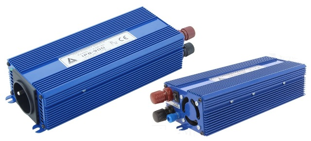 Przetwornica napięcia 24V -> 230V/900W