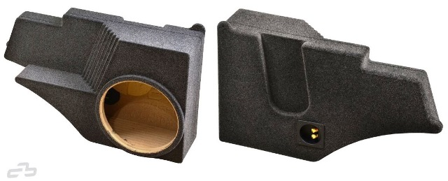 VW Caddy 2003-> obudowa subwoofer-a 10""