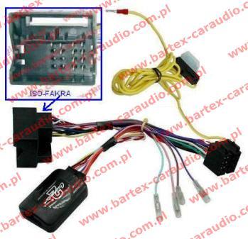 Sterowanie radiem z kierownicy Mini R55 CTSBM010.2 STALK ADAPTER