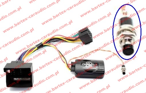 Sterowanie radiem z kierownicy Mini ONE CTSBM011.2 STALK ADAPTER