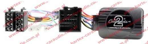 Sterowanie radiem z kierownicy FORD CTSFO020.2 STALK ADAPTER