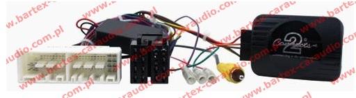 Sterowanie radiem z kierownicy KIA CTSKI012.2 STALK ADAPTER