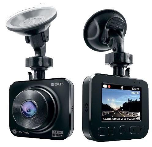 Wideorejestrator NAVITEL R300 GPS
