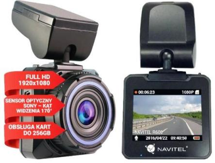 Wideorejestrator NAVITEL R600 DVR