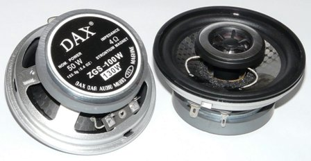 DAX ZGS-100W do VW Golf-3 +T4 +inne
