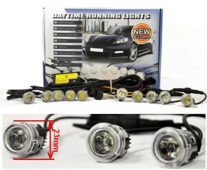 Światła do jazdy dziennej LED NSSC-502HP Mini