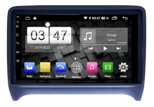 """GMS Nawigacja do AUDI TT 2007-2014 z ANDROID +LCD-9"""""""
