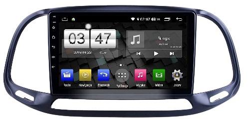 """GMS Nawigacja do FIAT Doblo 2014-> +inne z ANDROID z LCD-9"""""""