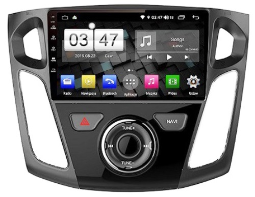 GMS Nawigacja do FORD Focus-3 2011-2017 z ANDROID-9.0