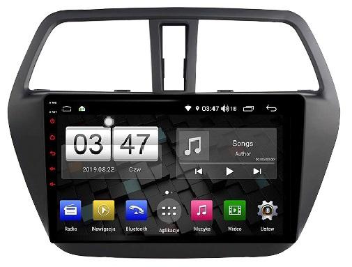 """GMS Nawigacja do Suzuki SX4 S-Cross 2013-> z ANDROID +LCD-9"""""""