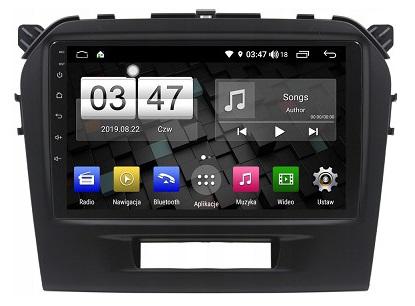 """GMS Nawigacja do Suzuki VITARA 2015-> z ANDROID +LCD-9"""""""