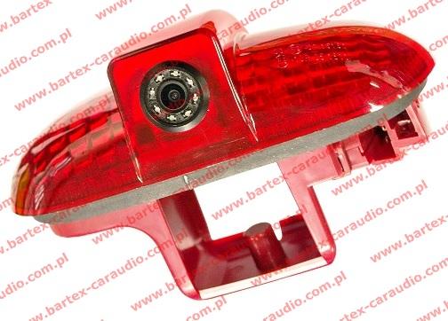 Kamera Cofania do Renault TRAFIC 2001-2010 drzwi-tył +św.STOP