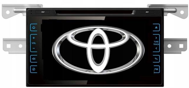 Nawigacja dedykowana do Toyota COROLLA E160 2016-> +AURIS z Andr