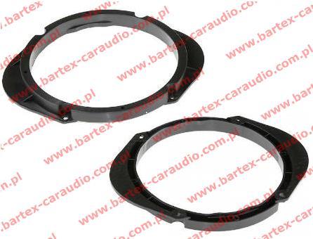 Mazda 3 2009-> +inne mocow. głoś. o śr.165mm DRZWI