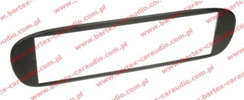 Fiat BARCHETTA ramka mod.PRC pod radio 1DIN
