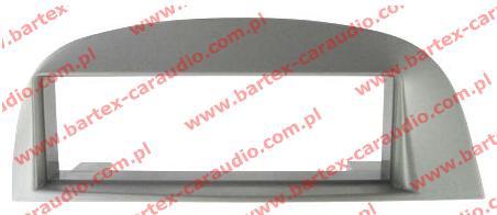 Fiat ALBEA + PALIO 2002-> +inne Ramka pod radio 1DIN