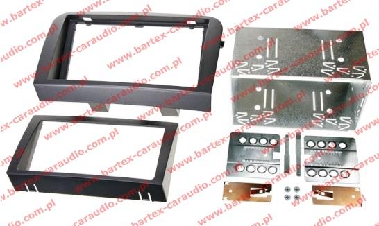"""Fiat CROMA 2005-> ramka+półkieszeń pod radio 2DIN z LCD-6"""""""