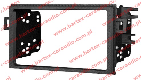 Honda ACCORD 1997-2002 COUPE ramka pod radio 2DIN