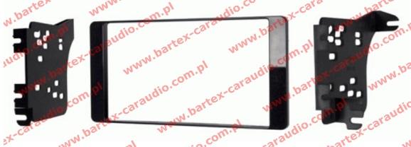 Mitsubishi ASX 2016-> +inne Ramka USA pod radio 2DIN