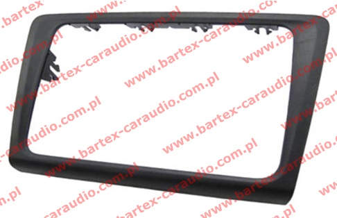 Seat TOLEDO-IV 2012-> ramka-KONSOLA pod RNS510 , RNS315