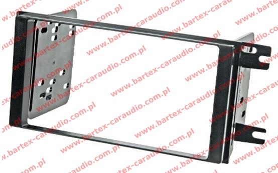 Subaru FORESTER 2007-2012 ramka EU pod radio 2DIN