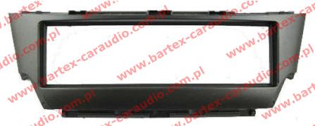 Lexus IS250+IS300 2006-2013 ramka pod radio 1DIN