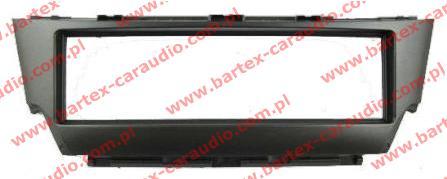 Lexus IS250+IS300 2006-2013 ramka pod radio 1DIN
