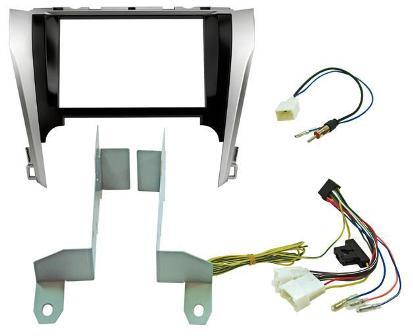 "Toyota CAMRY 2012-> mod.USA ramka pod rad.ALPINE z LCD-8"""