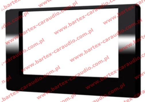 Toyota MIRAI 2016-> ramka maskująca pod radio 2DIN
