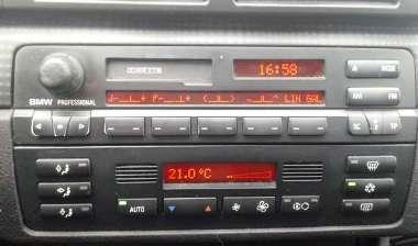 Phonocar Bmw 1998 2003 E46 Radio Fabryczne Aux Inrca