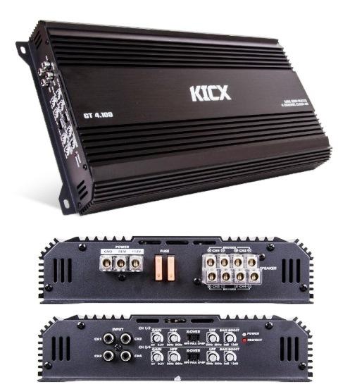 Kicx GT 4.100