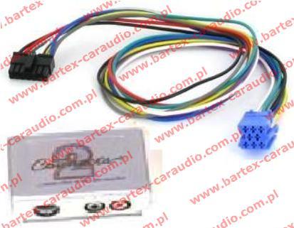 Adapter-moduł elektron. do zmieniarki CD SONY<->radio PSA_RD3