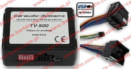 AUDI A3 2012-> +inne interfejs TV-Free