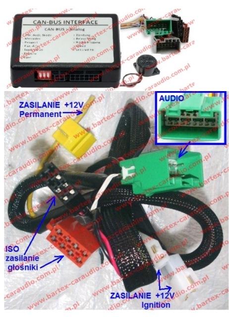 *USŁUGA: Podłączenie sterowania radiem z kierownicy VOLVO XC90