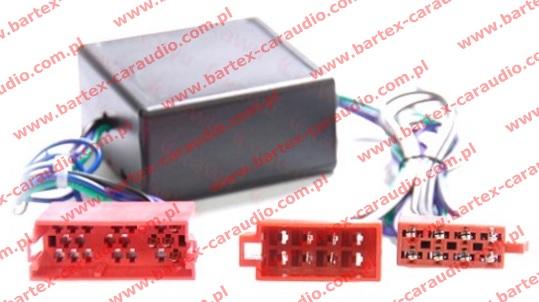 Złącze do AUDI 1994-2007 Konwerter do Activ System Half-BOSE