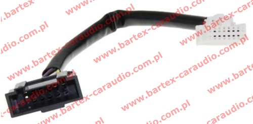 Adapter-Złącze Kabel do zmieniarki CD Panasonic <-> SEAT-12Pin