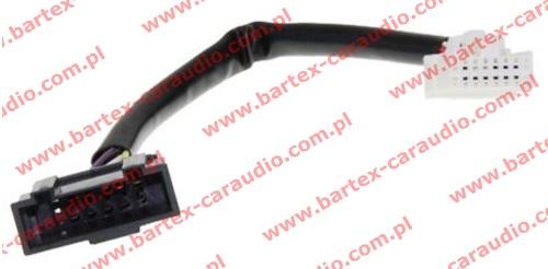 Adapter-Złącze Kabel do zmieniarki CD Panasonic <-> SEAT-12Pin