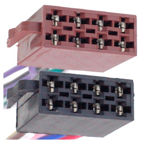 Złącze ISO-rozdzielone - wtyki FULL