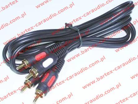 Przewód RCA-Chinch 5m.b.