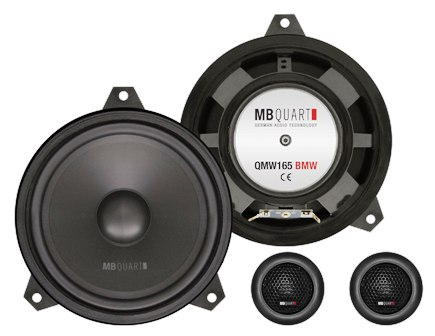 MB Quart QM165E46BMW