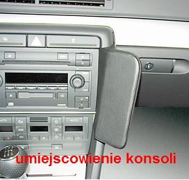 KUDA -konsola do Audi A4 2001-2007