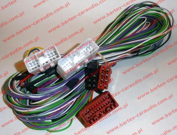 Złącze do CHRYSLER 2004-2008 okablowanie do ACTIV SYSTEM