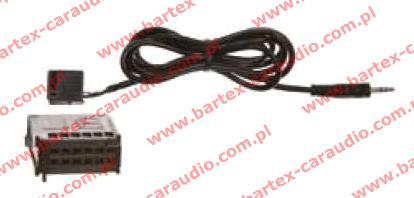 FORD 2007-> radio fabryczne - AUX-In/JACK-wtyk