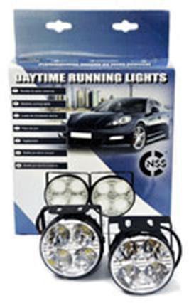 Światła do jazdy dziennej LED NSSC-510HP