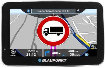 BLAUPUNKT TravelPilot 50 T LMU  (for TRUCK)