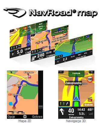 NavRoad Map
